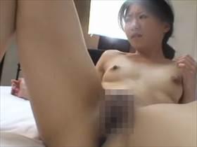 かわいい奥さん無修正 大山玲子 無修正動画「アナルイキ!可愛い奥さんに二穴攻め ...