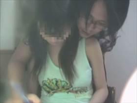 【素人 盗撮】娘の部屋に仕掛けた隠しカメラに映っていたのは家庭教師と情事に耽る娘の姿だった