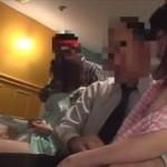 【素人 個人撮影】これは・・・親父たちと美少女達が絡みあう乱交クラブの記録映像がヤバい!!