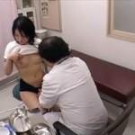 【素人 盗撮】健康診断で女子達に好き放題してる変態医師の記録映像