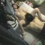 【素人 個人撮影】彼女とのラブラブSEXをこっそり隠し撮りしてネットに晒すクソ彼氏