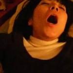 【無修正 個人撮影】やけに淫靡!!素人カップルが挿入部と女性の顔を撮影した主観ハメ撮り映像