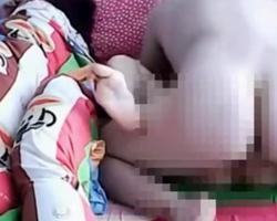 【個人撮影】赤ちゃんが出来てもバンバンSEX!仲良し夫婦の交尾記録【人妻】 表紙