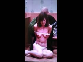 【個人撮影】女を縛り上げていく様子を撮影したヤバい映像!それだけで明らかに感じている真性ドMの生々しい姿||個人撮影その他,ヤバいやつ,個人撮影,流出,素人,美女