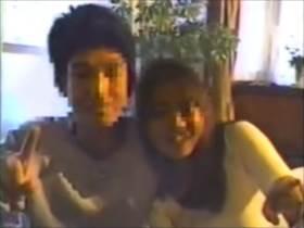 【個人撮影】これは相当生々しいガチスワッピング映像!!2組の仲良し夫婦が撮影した一昔前のリアルなやつ