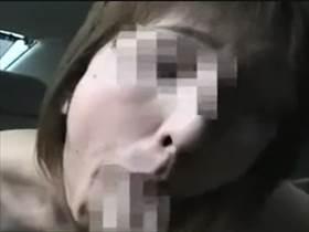 【個人撮影】「チンチン欲しいっ」不倫相手と車中で撮影した情事での人妻の性欲がエグイ!生々しい投稿映像