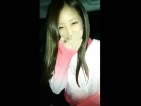 【個人撮影】興味本位で口淫で小遣い稼ぎしてる女の子の顔も声も可愛すぎた!しっかり口内射精させる美少女